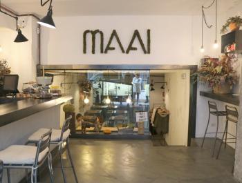 MAAI, un menú de mediodía 100% saludable, gourmet y asequible  en el corazón de Sant Gervasi