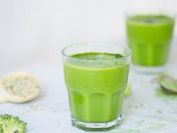 Super green smoothie para limpiar la sangre