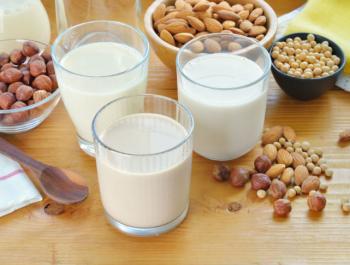¿Qué leche vegetal tengo que comprar?