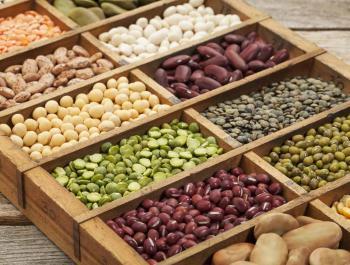 ¿Lo sabes todo de las legumbres?