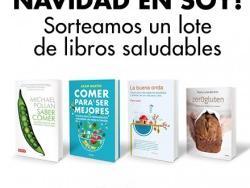 Navidad de literatura saludable
