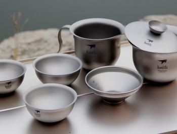 Titanio puro, la alternativa para olvidarnos de los tóxicos en la cocina