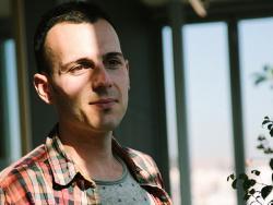 Marc Casabosch, payés, cocinero y escritor