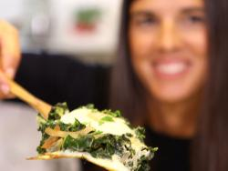 """María Llamas, coach nutricional, chef y conductora del nuevo curso """"Cenas fáciles y sanas"""""""