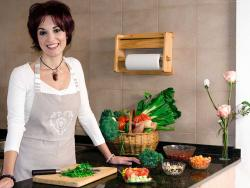 """Marta Castells, autora del libro """"Dulces veganos"""""""