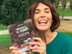 """Marta Vergés, coach nutricional y autora del libro """"Cómete el tarro"""""""