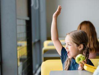 Entre todos, hagamos que los comedores escolares sean más sanos y sostenibles