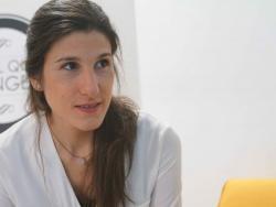 Mireia Segarra, farmacéutica