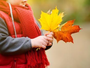 Multivitamínicos para los más pequeños: un extra de nutrición para un otoño más vital