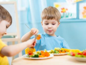 Guía de alimentación saludable y económica para los niños