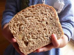 Pan bueno para los niños