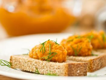 ¿Con qué unto el pan? ¡Con verduras!