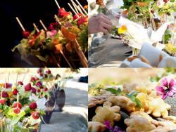 Lola Puig reinventa los banquetes y los picnics
