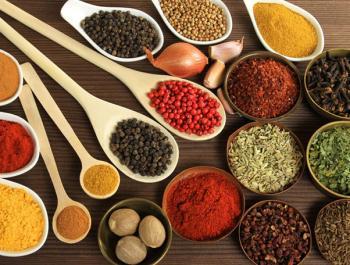 ¿Y vosotros usáis especias y condimentos para incrementar el sabor de vuestros platos?