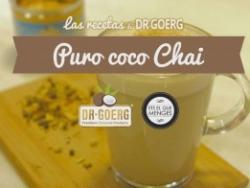Batido Puro Coco Chai