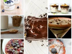 7 recetas dulces con horchata
