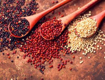 La quinoa, ¡un alimento redondo!