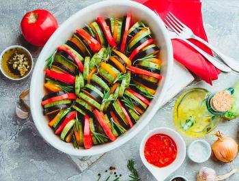 5 verduras estrella de verano