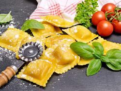 ¿Cómo elegir una buena pasta fresca rellena?