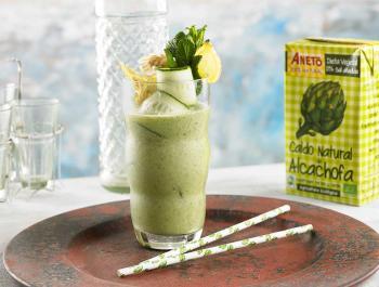 ¿Te atreves con un smoothie de alcachofa?