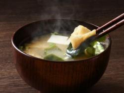 Sopa de miso: un regalo de los dioses