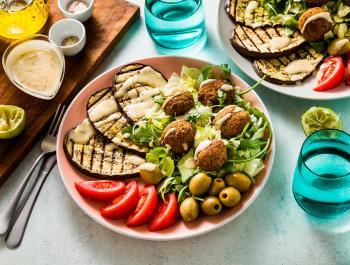 Cómo construir una cena saludable