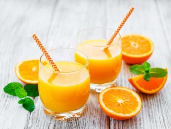 Un zumo de frutas también puede ser una bebida probiótica