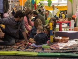 Tata Inti, el espacio de juego libre y ocio familiar que buscabas