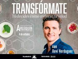 Transfórmate de Xevi Verdaguer llega a Madrid