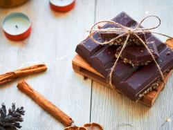 Navidad con chocolate de calidad