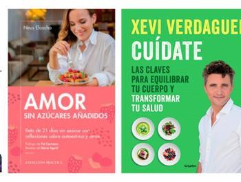 14 novedades literarias de salud y alimentación para Sant Jordi