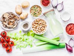 Errores que no puedes cometer si sigues una dieta vegetariana