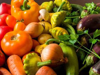 9 frutas y verduras para disfrutar durante el verano