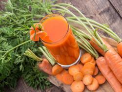 Semana 16: ¿Tomamos un zumo de zanahoria?