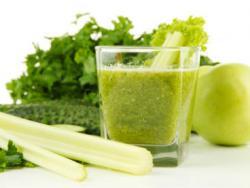 Zumos verdes, el nuevo trend topic de la nutrición
